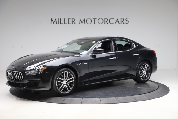 New 2019 Maserati Ghibli S Q4 for sale $91,165 at Rolls-Royce Motor Cars Greenwich in Greenwich CT 06830 2