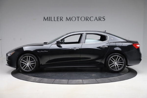 New 2019 Maserati Ghibli S Q4 for sale $91,165 at Rolls-Royce Motor Cars Greenwich in Greenwich CT 06830 3