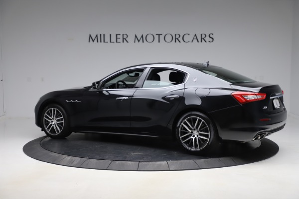 New 2019 Maserati Ghibli S Q4 for sale $91,165 at Rolls-Royce Motor Cars Greenwich in Greenwich CT 06830 4