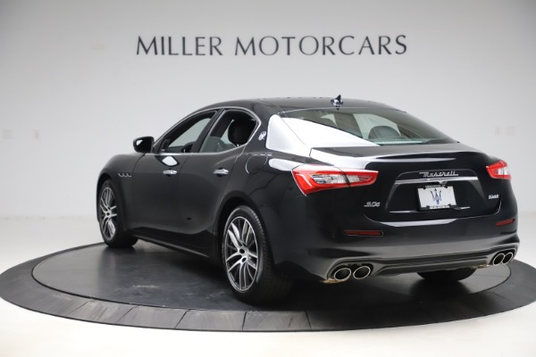 New 2019 Maserati Ghibli S Q4 for sale $91,165 at Rolls-Royce Motor Cars Greenwich in Greenwich CT 06830 5