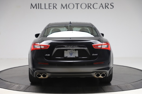 New 2019 Maserati Ghibli S Q4 for sale $91,165 at Rolls-Royce Motor Cars Greenwich in Greenwich CT 06830 6