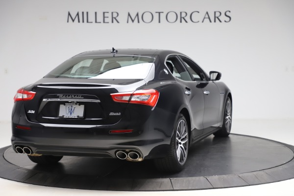New 2019 Maserati Ghibli S Q4 for sale $91,165 at Rolls-Royce Motor Cars Greenwich in Greenwich CT 06830 7