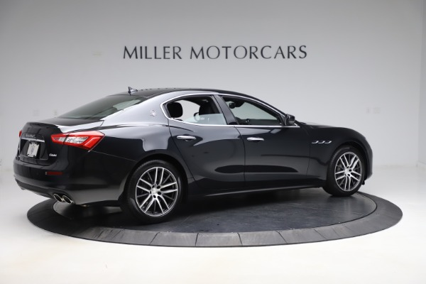 New 2019 Maserati Ghibli S Q4 for sale $91,165 at Rolls-Royce Motor Cars Greenwich in Greenwich CT 06830 8