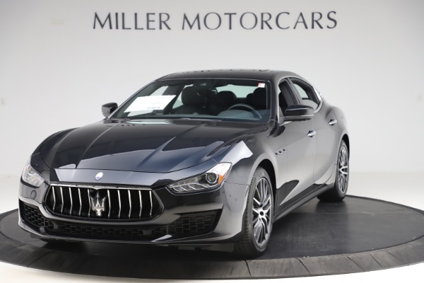 New 2019 Maserati Ghibli S Q4 for sale $91,165 at Rolls-Royce Motor Cars Greenwich in Greenwich CT 06830 1