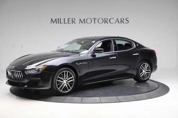 New 2019 Maserati Ghibli S Q4 for sale $91,165 at Rolls-Royce Motor Cars Greenwich in Greenwich CT 06830 2