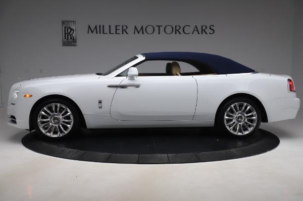 New 2020 Rolls-Royce Dawn for sale $382,100 at Rolls-Royce Motor Cars Greenwich in Greenwich CT 06830 11