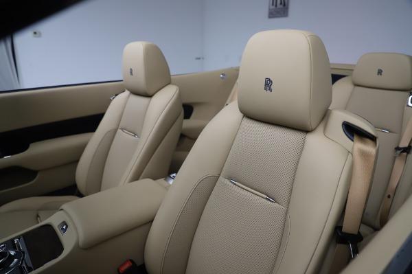 New 2020 Rolls-Royce Dawn for sale Sold at Rolls-Royce Motor Cars Greenwich in Greenwich CT 06830 17