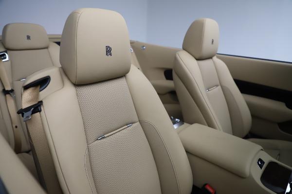 New 2020 Rolls-Royce Dawn for sale Sold at Rolls-Royce Motor Cars Greenwich in Greenwich CT 06830 18
