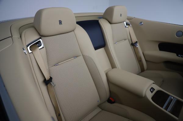 New 2020 Rolls-Royce Dawn for sale Sold at Rolls-Royce Motor Cars Greenwich in Greenwich CT 06830 21