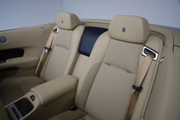 New 2020 Rolls-Royce Dawn for sale Sold at Rolls-Royce Motor Cars Greenwich in Greenwich CT 06830 22