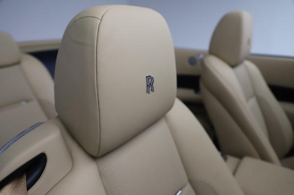 New 2020 Rolls-Royce Dawn for sale Sold at Rolls-Royce Motor Cars Greenwich in Greenwich CT 06830 26