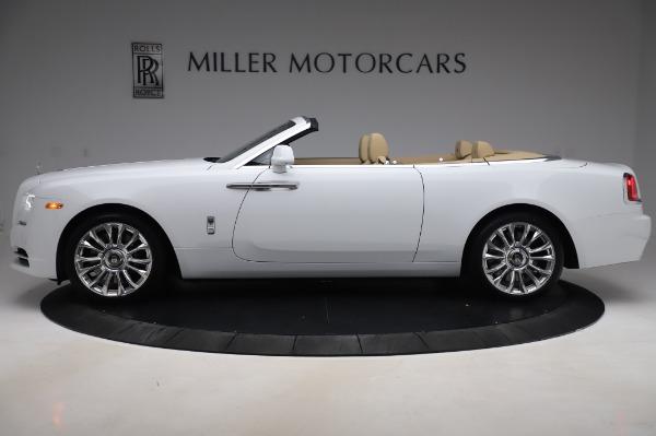 New 2020 Rolls-Royce Dawn for sale $382,100 at Rolls-Royce Motor Cars Greenwich in Greenwich CT 06830 3