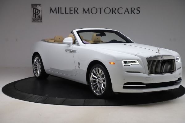 New 2020 Rolls-Royce Dawn for sale $382,100 at Rolls-Royce Motor Cars Greenwich in Greenwich CT 06830 8