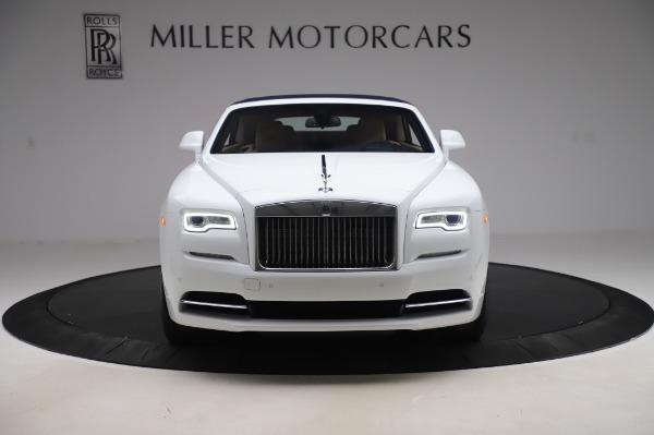 New 2020 Rolls-Royce Dawn for sale $382,100 at Rolls-Royce Motor Cars Greenwich in Greenwich CT 06830 9