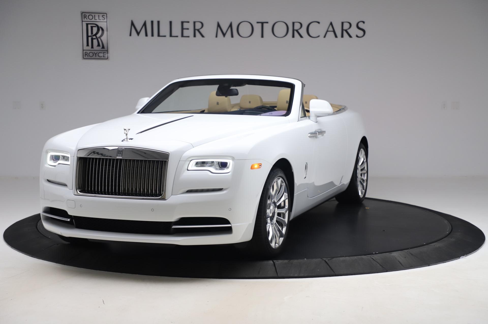 New 2020 Rolls-Royce Dawn for sale $382,100 at Rolls-Royce Motor Cars Greenwich in Greenwich CT 06830 1