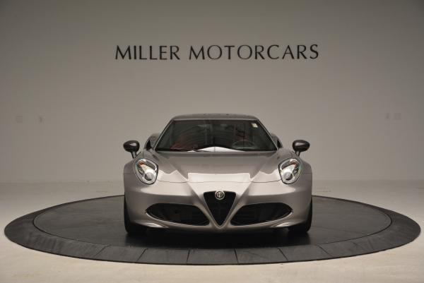 New 2016 Alfa Romeo 4C for sale Sold at Rolls-Royce Motor Cars Greenwich in Greenwich CT 06830 12