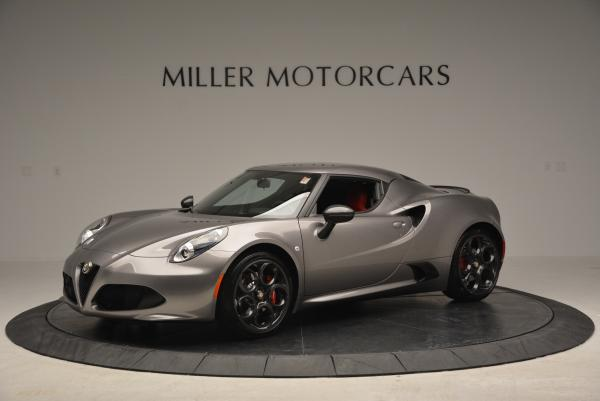 New 2016 Alfa Romeo 4C for sale Sold at Rolls-Royce Motor Cars Greenwich in Greenwich CT 06830 2