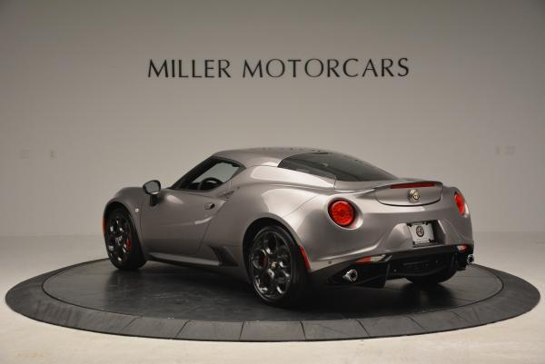 New 2016 Alfa Romeo 4C for sale Sold at Rolls-Royce Motor Cars Greenwich in Greenwich CT 06830 5
