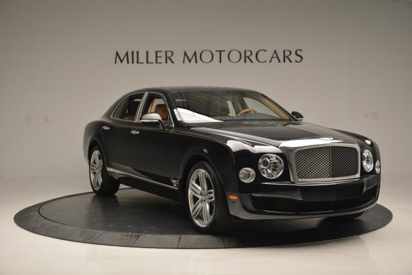 Used 2013 Bentley Mulsanne Le Mans Edition- Number 1 of 48 for sale Sold at Rolls-Royce Motor Cars Greenwich in Greenwich CT 06830 11