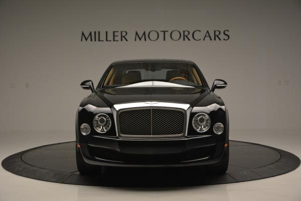 Used 2013 Bentley Mulsanne Le Mans Edition- Number 1 of 48 for sale Sold at Rolls-Royce Motor Cars Greenwich in Greenwich CT 06830 12