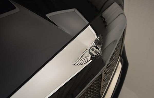 Used 2013 Bentley Mulsanne Le Mans Edition- Number 1 of 48 for sale Sold at Rolls-Royce Motor Cars Greenwich in Greenwich CT 06830 13