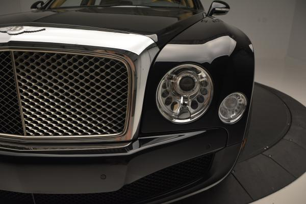 Used 2013 Bentley Mulsanne Le Mans Edition- Number 1 of 48 for sale Sold at Rolls-Royce Motor Cars Greenwich in Greenwich CT 06830 14