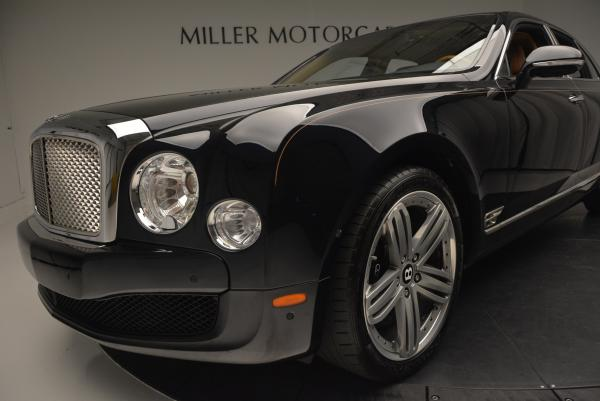 Used 2013 Bentley Mulsanne Le Mans Edition- Number 1 of 48 for sale Sold at Rolls-Royce Motor Cars Greenwich in Greenwich CT 06830 15