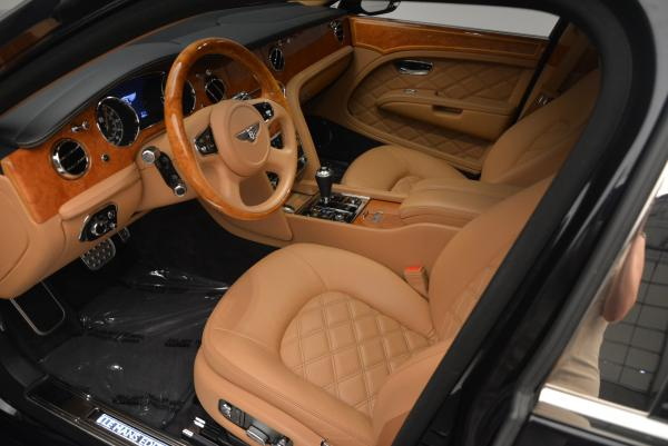 Used 2013 Bentley Mulsanne Le Mans Edition- Number 1 of 48 for sale Sold at Rolls-Royce Motor Cars Greenwich in Greenwich CT 06830 18