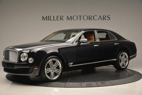 Used 2013 Bentley Mulsanne Le Mans Edition- Number 1 of 48 for sale Sold at Rolls-Royce Motor Cars Greenwich in Greenwich CT 06830 2