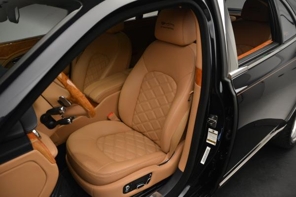 Used 2013 Bentley Mulsanne Le Mans Edition- Number 1 of 48 for sale Sold at Rolls-Royce Motor Cars Greenwich in Greenwich CT 06830 20