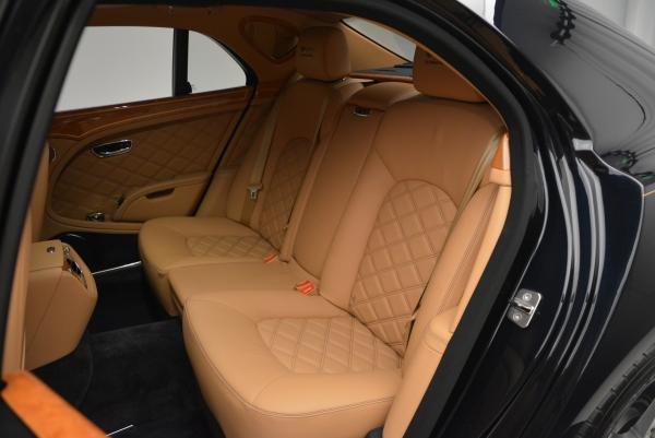 Used 2013 Bentley Mulsanne Le Mans Edition- Number 1 of 48 for sale Sold at Rolls-Royce Motor Cars Greenwich in Greenwich CT 06830 24