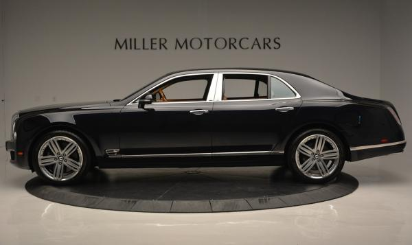 Used 2013 Bentley Mulsanne Le Mans Edition- Number 1 of 48 for sale Sold at Rolls-Royce Motor Cars Greenwich in Greenwich CT 06830 3