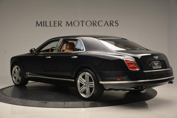 Used 2013 Bentley Mulsanne Le Mans Edition- Number 1 of 48 for sale Sold at Rolls-Royce Motor Cars Greenwich in Greenwich CT 06830 4