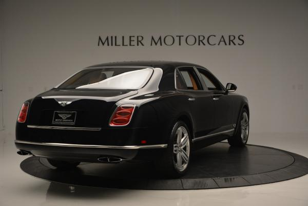 Used 2013 Bentley Mulsanne Le Mans Edition- Number 1 of 48 for sale Sold at Rolls-Royce Motor Cars Greenwich in Greenwich CT 06830 7