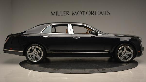 Used 2013 Bentley Mulsanne Le Mans Edition- Number 1 of 48 for sale Sold at Rolls-Royce Motor Cars Greenwich in Greenwich CT 06830 9