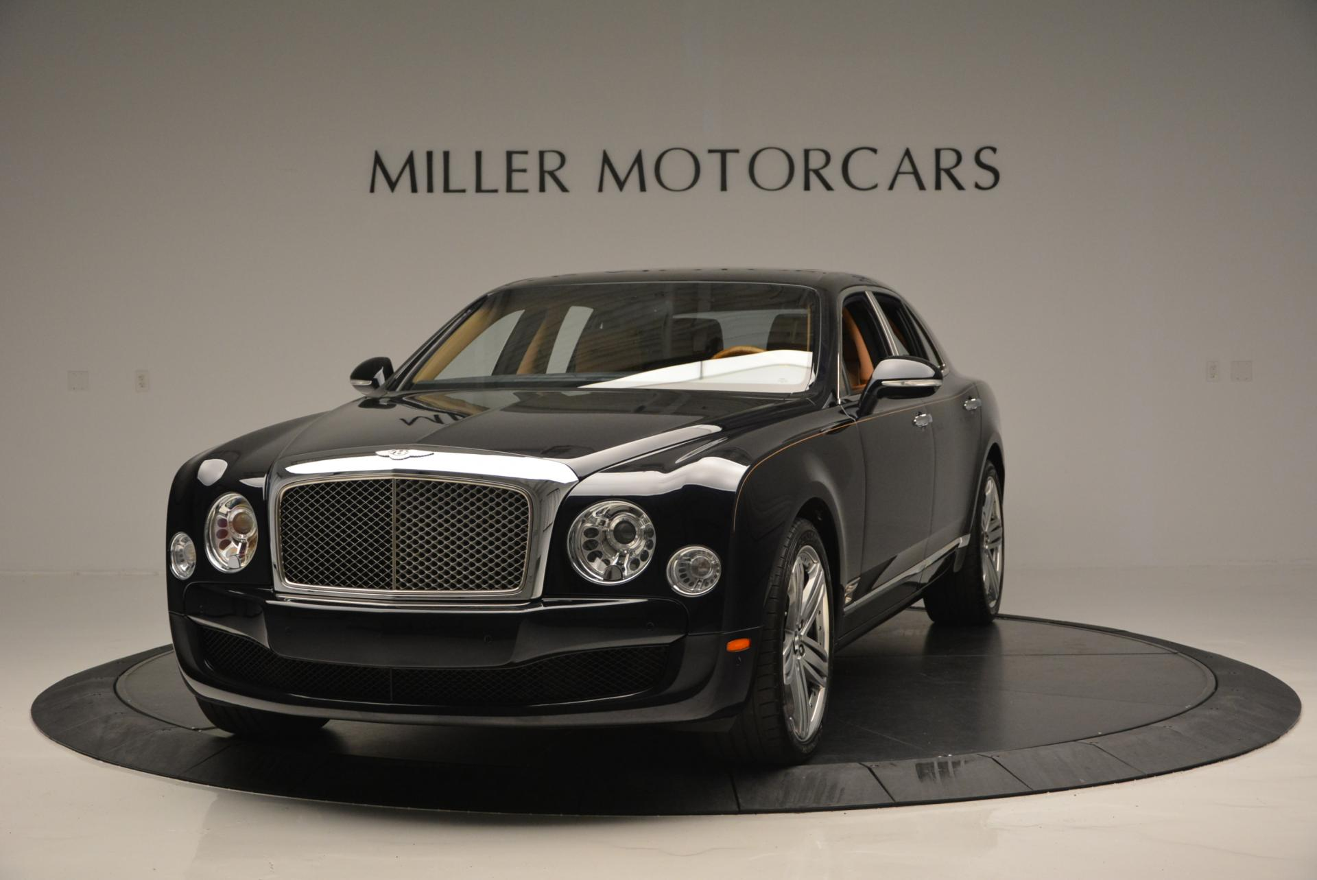 Used 2013 Bentley Mulsanne Le Mans Edition- Number 1 of 48 for sale Sold at Rolls-Royce Motor Cars Greenwich in Greenwich CT 06830 1