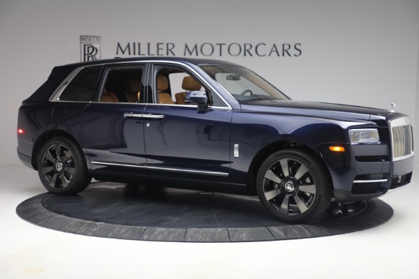Used 2020 Rolls-Royce Cullinan for sale Call for price at Rolls-Royce Motor Cars Greenwich in Greenwich CT 06830 11