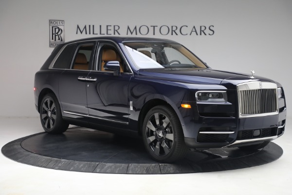 Used 2020 Rolls-Royce Cullinan for sale Call for price at Rolls-Royce Motor Cars Greenwich in Greenwich CT 06830 12
