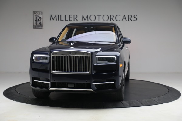 Used 2020 Rolls-Royce Cullinan for sale Call for price at Rolls-Royce Motor Cars Greenwich in Greenwich CT 06830 2