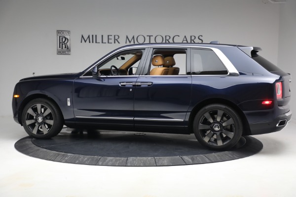 Used 2020 Rolls-Royce Cullinan for sale Call for price at Rolls-Royce Motor Cars Greenwich in Greenwich CT 06830 5