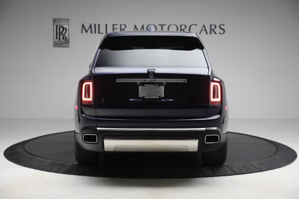 Used 2020 Rolls-Royce Cullinan for sale Call for price at Rolls-Royce Motor Cars Greenwich in Greenwich CT 06830 7