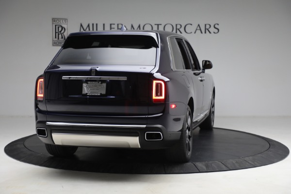 Used 2020 Rolls-Royce Cullinan for sale Call for price at Rolls-Royce Motor Cars Greenwich in Greenwich CT 06830 8