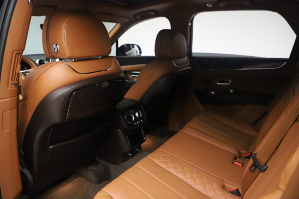Used 2017 Bentley Bentayga W12 for sale Sold at Rolls-Royce Motor Cars Greenwich in Greenwich CT 06830 19