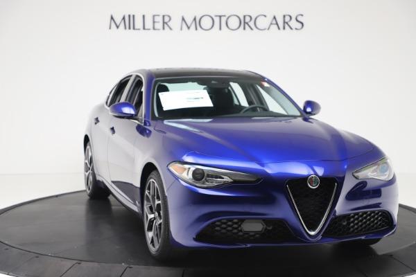 New 2020 Alfa Romeo Giulia Ti Q4 for sale $37,900 at Rolls-Royce Motor Cars Greenwich in Greenwich CT 06830 11