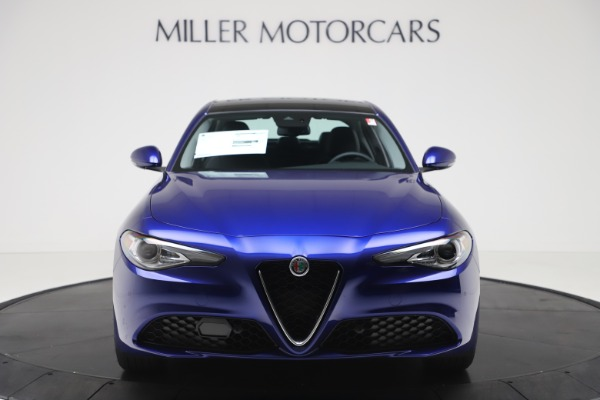 New 2020 Alfa Romeo Giulia Ti Q4 for sale $37,900 at Rolls-Royce Motor Cars Greenwich in Greenwich CT 06830 12