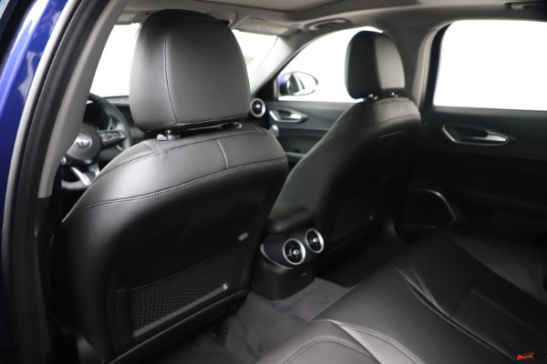 New 2020 Alfa Romeo Giulia Ti Q4 for sale $37,900 at Rolls-Royce Motor Cars Greenwich in Greenwich CT 06830 20