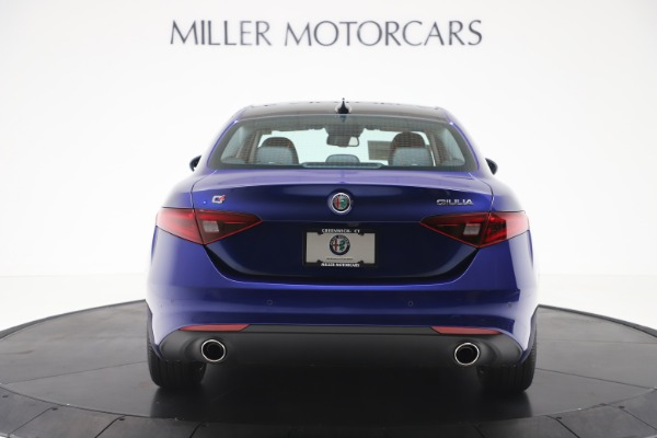 New 2020 Alfa Romeo Giulia Ti Q4 for sale $37,900 at Rolls-Royce Motor Cars Greenwich in Greenwich CT 06830 6