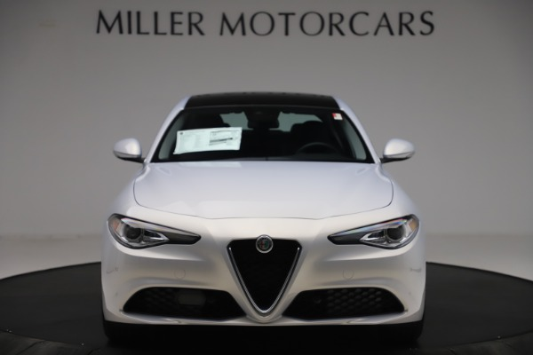 New 2020 Alfa Romeo Giulia Ti Q4 for sale $52,345 at Rolls-Royce Motor Cars Greenwich in Greenwich CT 06830 12
