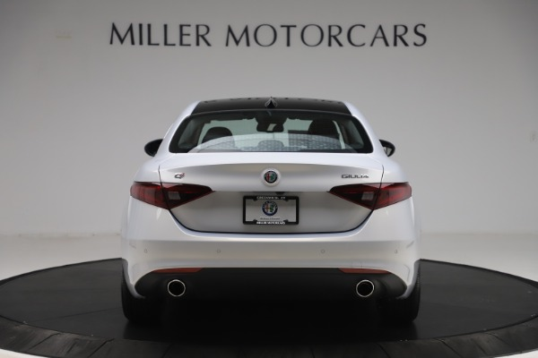 New 2020 Alfa Romeo Giulia Ti Q4 for sale $52,345 at Rolls-Royce Motor Cars Greenwich in Greenwich CT 06830 6