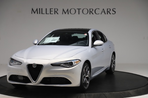 New 2020 Alfa Romeo Giulia Ti Q4 for sale $52,345 at Rolls-Royce Motor Cars Greenwich in Greenwich CT 06830 1